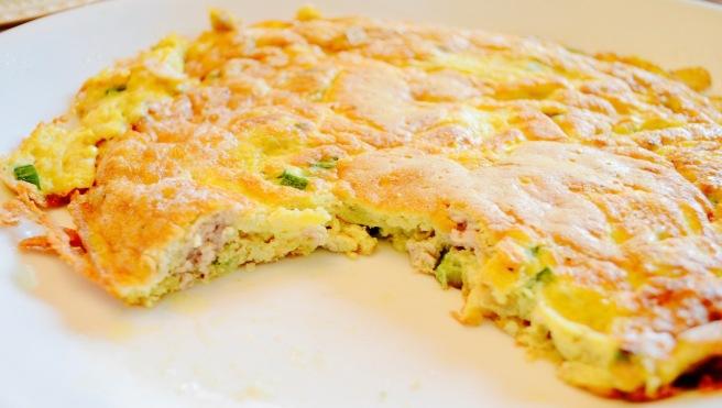 Thai-Style Omelette – Khai Jiao | Lada's Kitchen